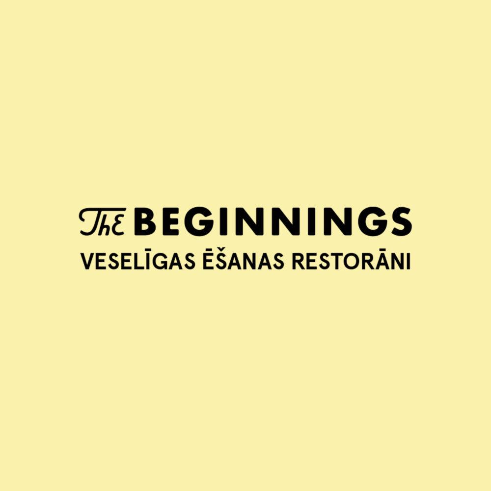 The BEGINNINGS veselīgas ēšanas restorāni